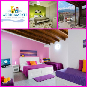 Arricàmpati Family Apartment